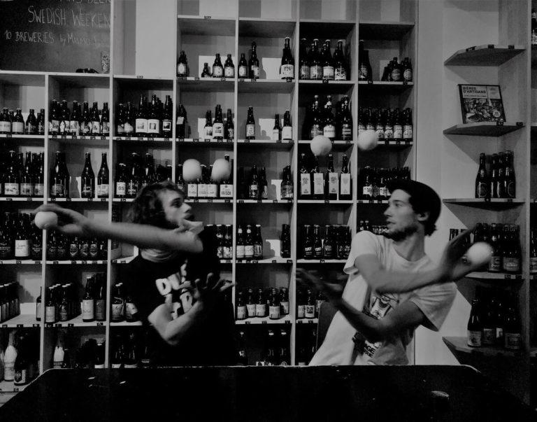 Buveurs de Bières - Hugo L Mago - Nantes