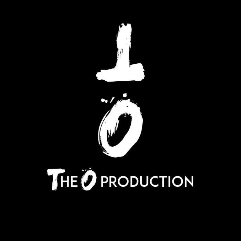 Logo Theo Production - Hugo L Mago - Nantes