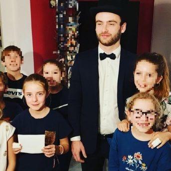 Magicien pour enfant - Hugo L Mago - Nantes